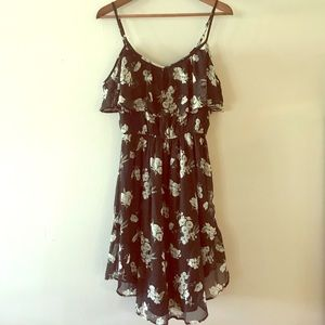 Abercrombie & Fitch Flower Print Sundress